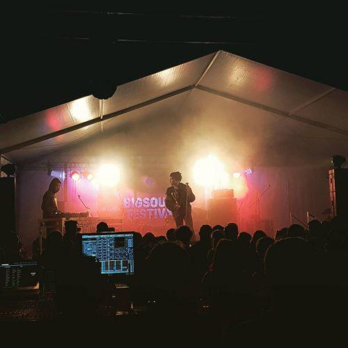 Young Tapz 🙌 #livemusic #bigsound16