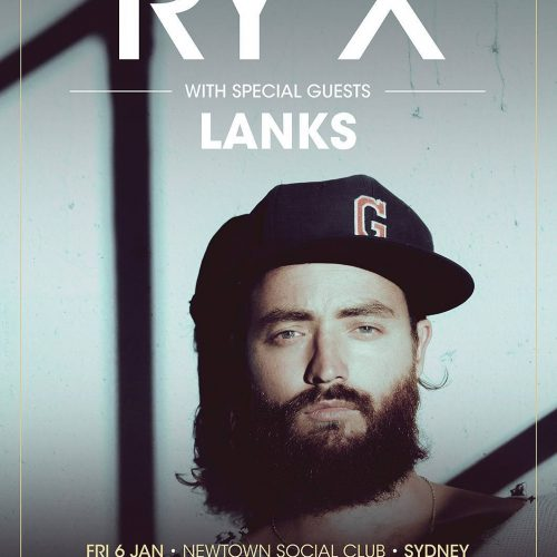 JUST ANNOUNCED: We can't wait to have Ry X swing by when he's in town for Falls Festival! Now with added Lanks 👍👌👍👌 #livemusic #northcotesocialclub https://northcotesc.ticketscout.com.au/gigs/5902-ry-x