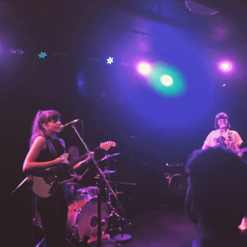 Local punk trio Suss C*nts totally smashed it last night. The bandroom was rammed for Monday Night Mass and rightly so! #livemusic #northcotesocialclub 📸 @pseudoholly