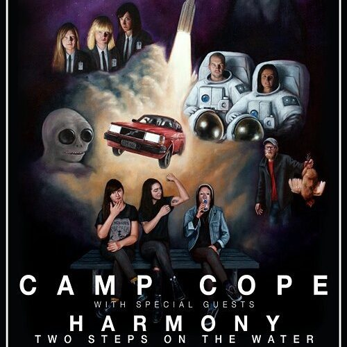 Literally only a handful of tickets for the just announced Camp Cope show here this December! It'll be the band's final show for 2016 - get in bloody quick folks: https://northcotesc.ticketscout.com.au/gigs/5860-camp-cope