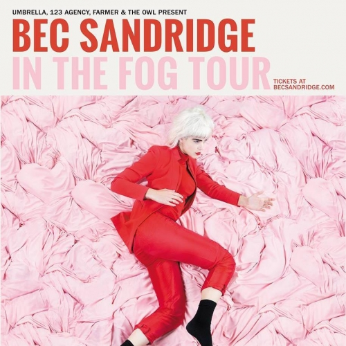 Bec Sandridge is swinging into the NSC really soon to launch her new EP! Tickets to catch her here on Sat 1 April are selling fast via http://ow.ly/9BnD309X66Z  #music #livemusic #australianmusic #northcote #northcotesocialclub