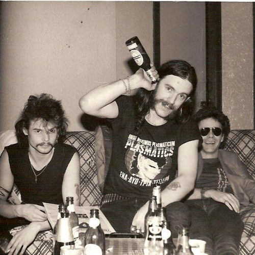 Will you heed the call this weekend? The call of the bev? You just need to answer yourself one question.  What would Lemmy do? 🍻