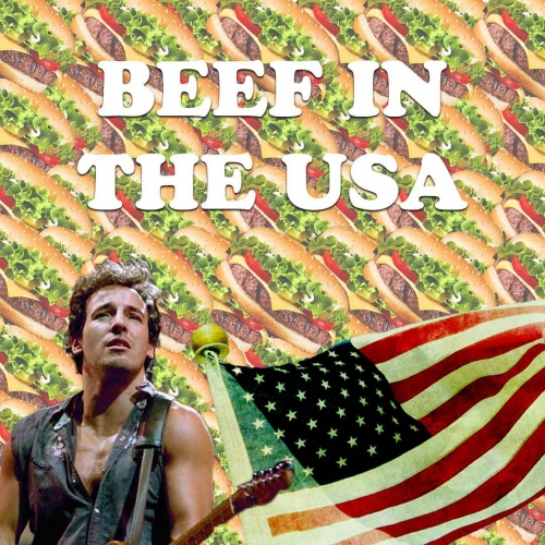 BEEEEEEF in the USA! Another International Burger Day special coming at you. Say hello to the American double cheeseburger! Avail this Sunday only folks. 🍔🇺🇸