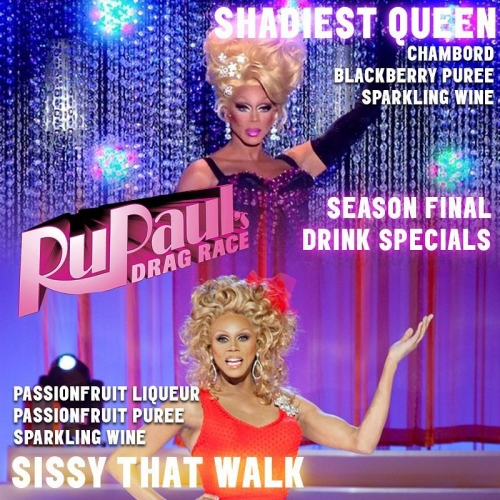 Calling all Queens! Rev your engines because we've got a couple of exclusive drink specials lined up for our screening of the RuPaul's Drag Race season nine finale this Saturday. More info + RSVP here: http://ow.ly/vvjO30cLlot . . . . . #northcotesocialclub #northcote #rupaul #dragrace