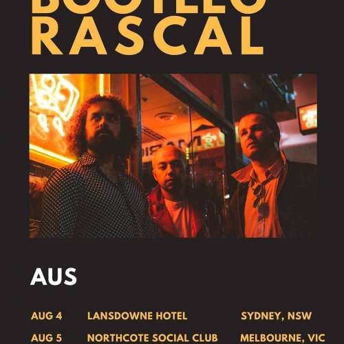 JUST ANNOUNCED: Bootleg Rascal will be bringing their electro-soul infused hip-hop to the NSC to celebrate the release of new single 'With You' this August! Tickets on sale now via http://bit.ly/2sJggeR . . . . . #northcotesocialclub #northcote #livemusic