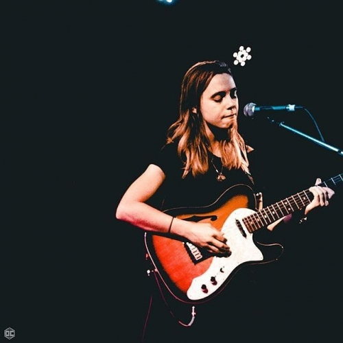Julien Baker will be returning in a few weeks for a couple of Spendour In The Grass sideshows and we can't bloody wait. She was incredible here last year and if you haven't got a ticket - you NEED to grab one now. Second show almost sold out via northcotesocialclub.com. 📷: @oversimplified_complications . . . . . #livemusic #music #northcote #northcotesocialclub