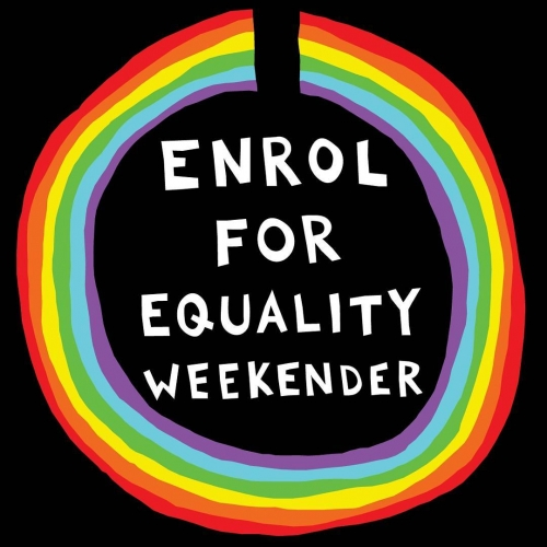 🌈 The Northcote Social Club says YES! 🌈  Make sure you update your enrolment details before August 24th and help do your bit to put a stop to inequality in the upcoming plebishit. Enrol and update your details here: http://www.aec.gov.au/enrol/