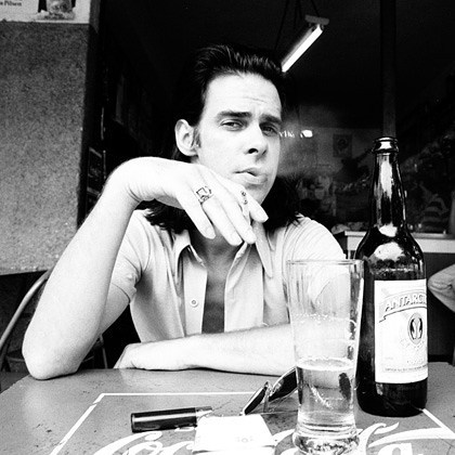 HAPPY BIRTHDAY NICK CAVE! Safe to say that we'll be sinking a couple for this astounding Aussie treasure at the pub tonight. 🍻