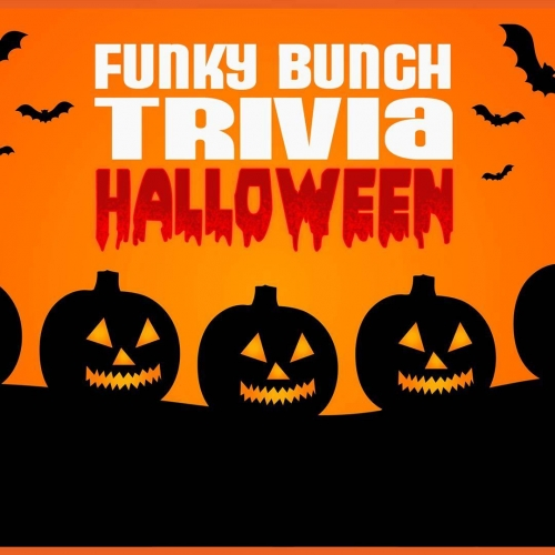 🎃💀 There'll be some spooky shit going on in three weeks time when Funky Bunch Trivia host a special halloween edition of their weekly Tuesday night event here at the pub!  Dress up for the occasion and win big! Give us a buzz on 9489 3917 to book a table now. 🎃💀