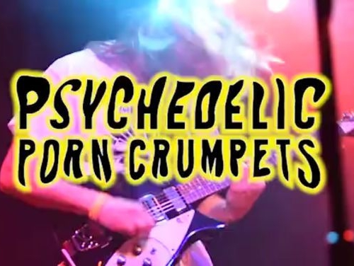 If the name ain't enough to get you to the gig then the Psychedelic Porn Crumpets' shredding psychotropic tunes should do the trick.  Coming at you live on Thurs 28 Dec - tickets selling fast via the website. Link in bio.