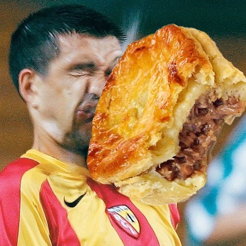 Come and watch the Aussies annihilate Honduras tomorrow night with us!  Screening the match from 8pm (sound on in front bar) and it just so happens to be pie night. What better way to support the team than by embracing the all-Aussie tradition that is eating a meat pie?