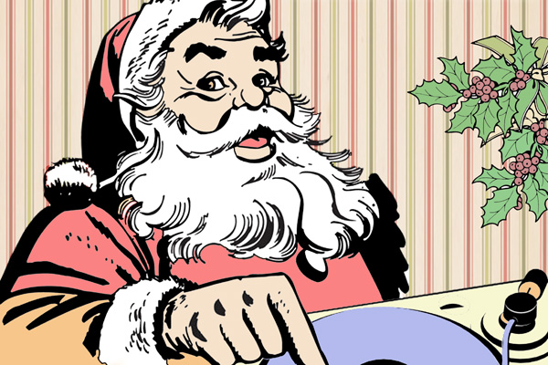 Christmas Eve @ NSC | Special Holiday Vinyl Jukebox