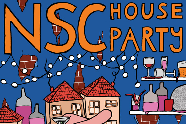 NSC NYE HOUSE PARTY