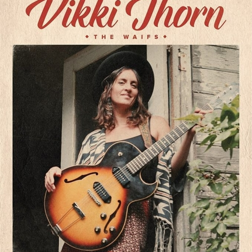 The Waifs' Vikki Thorn is hitting the road solo for the first time this March to showcase her brilliant country-blues tunes! There are only a handful of tix left for the gig here ➡️ avail via link in bio.