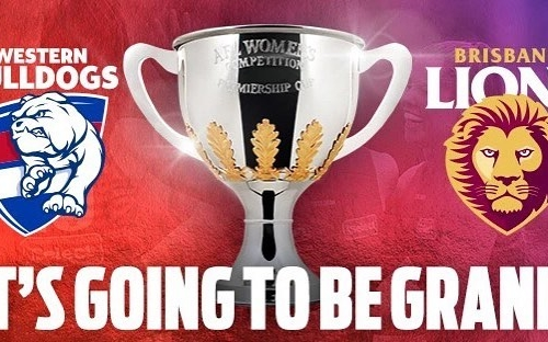 How great are women?! We're screening the AFLW Grand Final tomorrow! Get in early to be a part of the action 💪💪 #northcotesocialclub #aflw #melbournebars #melbournefood