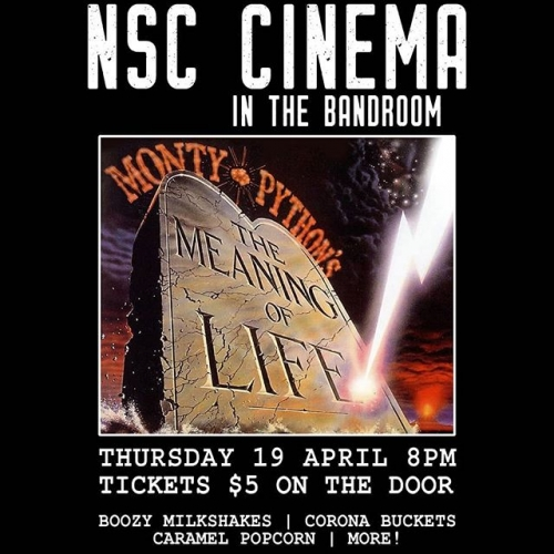 Pub cinema is back tomorrow night with this absolute classic! Be sure to get down early 'cause we're expecting a few of ya to rock up. 😏😏😏