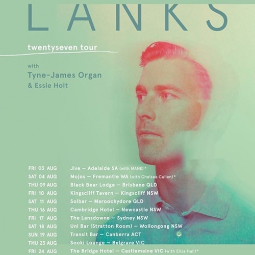 Due to popular demand we've just announced a second LANKS album launch show! Don't snooze and lose.