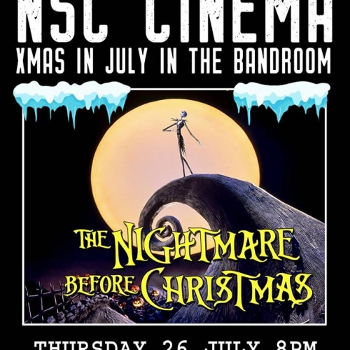 Celebrating Christmas in July next week! There's going to be egg nog plus we're making RUM BALLS. 😱