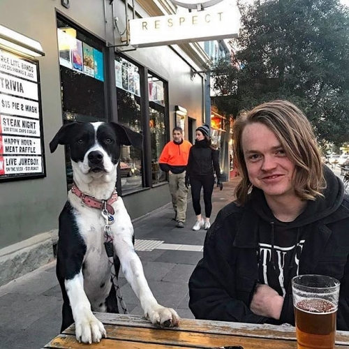 Ruff day? Pub. 📷 @samupsidedown