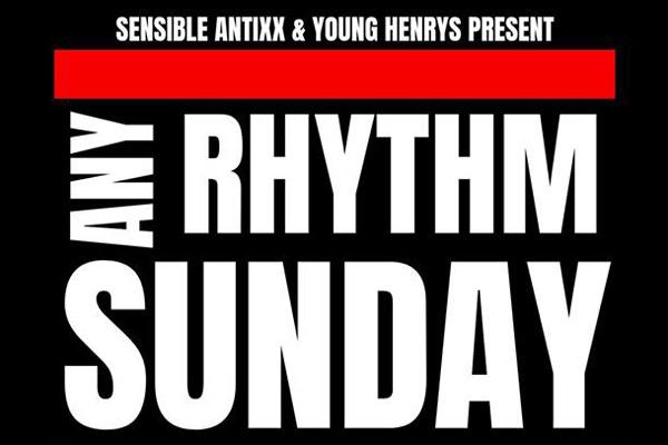 Any Rhythm Sunday 5