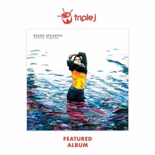 If you're tuning into @triple_j this week you would've heard the great new album from Sydneysiders @standatlantic as feature album!  Come and hear it all live and loud at their album launch this Feb! Tix selling fast via the website.