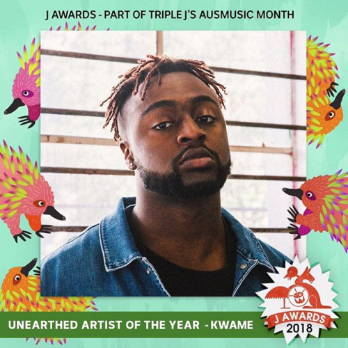 @triple_j_unearthed artist of the year @thatboykwame is launching his brand new tune here this Feb and we're goddamn excited. Come and feel the 🔥, tix selling fast ➡️ northcotesocialclub.com.