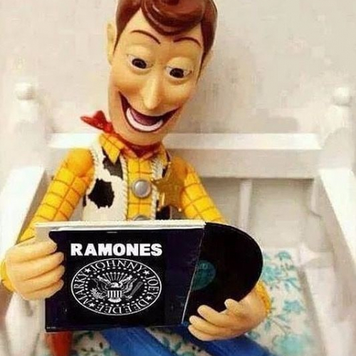 Woody's a punk, knew it. There's gonna be loads of rock'n'rollin goodness on offer at Record Affair next weekend so if that's your bag come and have a geez!  To infinity and the pub. 🚀 RSVP + info in bio.
