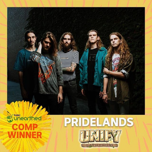 Massive props to SA punks @pridelandsau who have just won the @triple_j_unearthed Unify comp! Catch them here on Sat 15 Dec as they launch their brand new EP, tix on sale now via northcotesocialclub.com