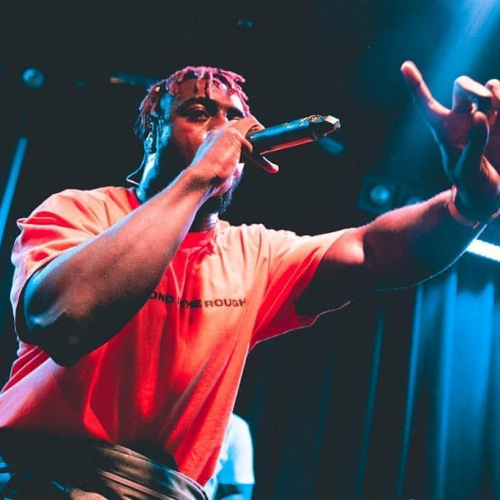 Kicking into the week with a bit of @thatboykwame! Snapped by @danthegigman performing here last month.