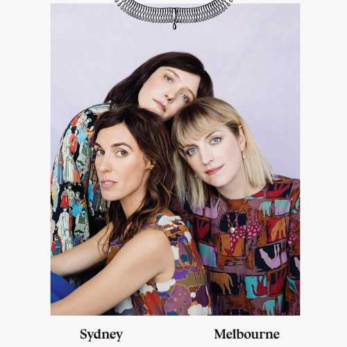 JUST ANNOUNCED: Aussie indie-folk supertrio Seeker Lover Keeper are back and launching their new tune here this July! 😱  Tix on sale now via northcotesocialclub.com