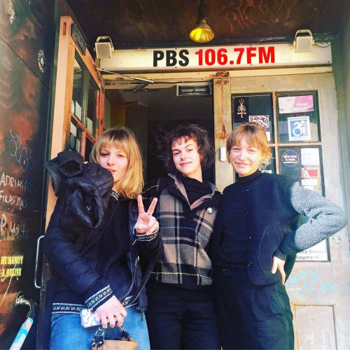 @pbsfm are loving @parsnip_hq's new LP. We're loving @parsnips_hq's LP. If you don't already, you'll likely love it once you give it a listen too.  Catch the paisley punks launch it right here on Fri 6 Sep with support from all-time faves UV Race and Sweet Whirl. Going to be 💯. 📸 @breakfastspread