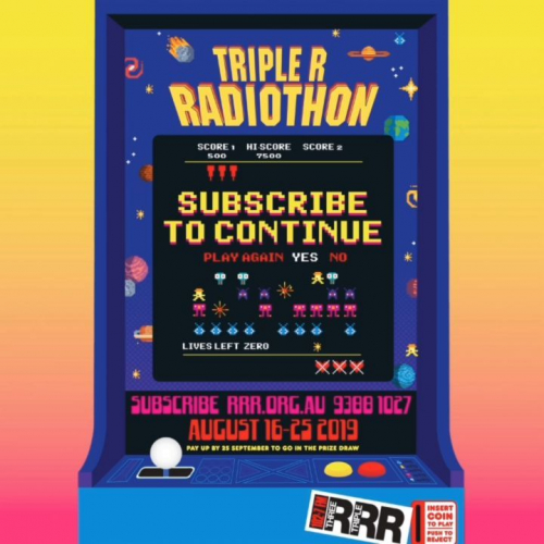 Subscribe to @3rrrfm this Radiothon! Help the legends over there continue their awesome work and earn yourself a 'good egg' badge in the process.  Plus, subscribers get discount here are the pub! What more do ya need?