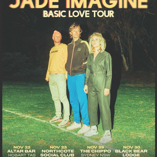 JUST ANNOUNCED: #NSCfaves @jadeimagineband are going to be celebrating the release of their new album here this Nov!  Get excited, tickets on sale now → northcotesocialclub.com.