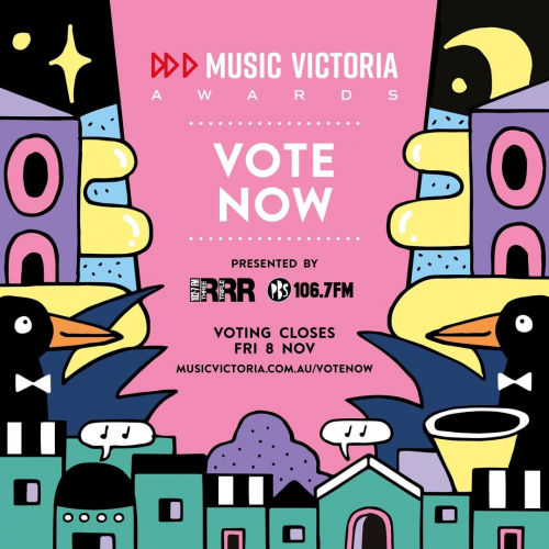 Woah! We've been nominated as Best Venue (under 500 cap) in this year's @musicvictoria awards!  Voting is now open and we'd be stoked as if you threw a coupl'a our way, head to musicvictoria.com.au/votenow.