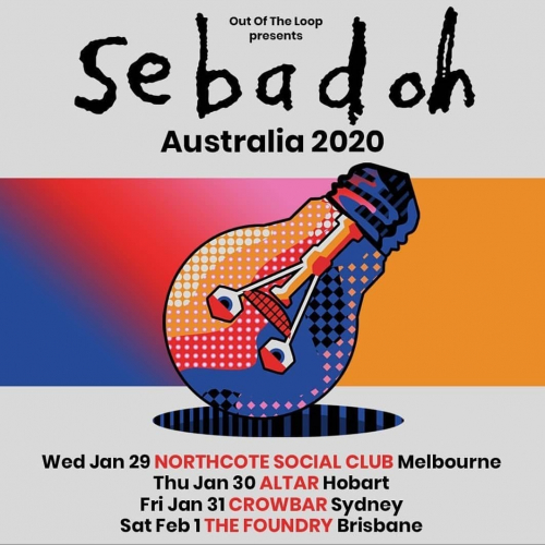 DID YA HEAR? @sebadohofficial are bringing their lo-fi garage slacker pop back to our shores after almost 6 years!  Tickets on sale now ➡️ northcotesocialclub.com