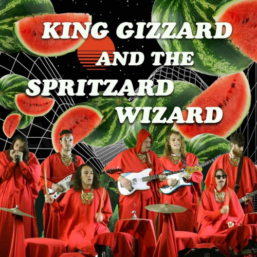 BEHOLD! Our second cocktail spesh for this weekend's @triple_j Hottest 100 countdown.  King Gizzard and the Spritzard Wizard; a take on our infamous watermelon spritz. Geddit in your mouth, fuzz. This Sat from midday, more info at northcotesocialclub.com.