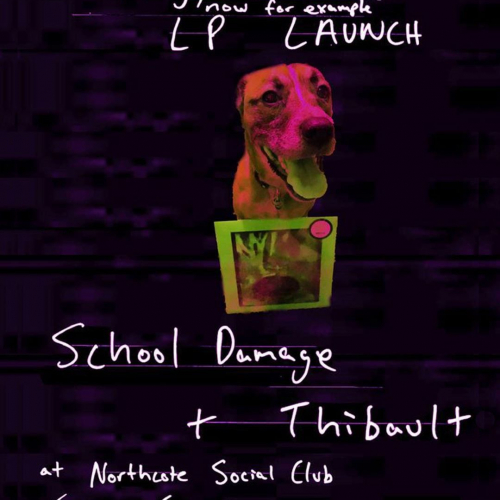@thighmasterband album launch is looking HUGE here this Feb! 💪 With faves @schooldamage69official and @thibaultband on opening duties, ya won't wanna miss it.  Tickets on sale right now at northcotesocialclub.com.