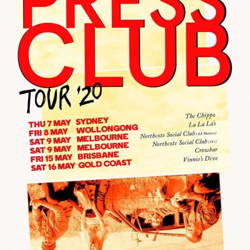 🛑 STOP THE PRESS 🛑 @pressclubmusic 18+ AND all ages shows happening here this May.  Want in? Tickets on sale now → northcotesocialclub.com.