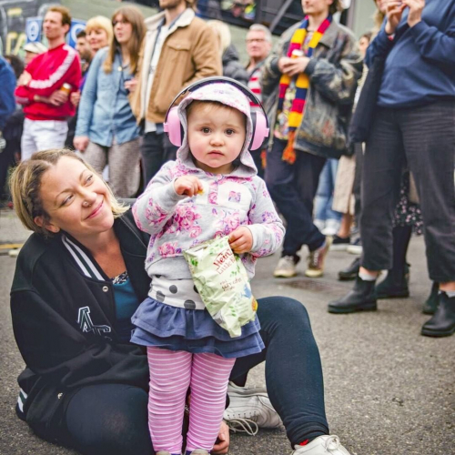 Huge happy Mother's Day to all the legendary mums out there raising future legendary live music lovers! 👏👏👏 Photo from last year's Darebin Music Feast opening party.