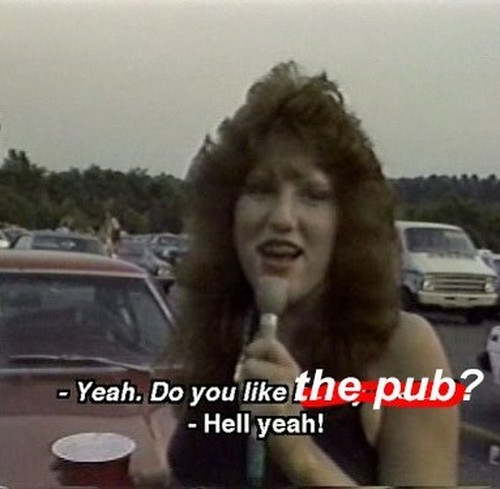 Actually, same.  ICYMI we are open from midday on Sat + Sun now too! Come and pub lunch with us why dontcha?